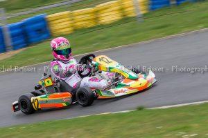 Lola Lovinfosse (Kart n°12)